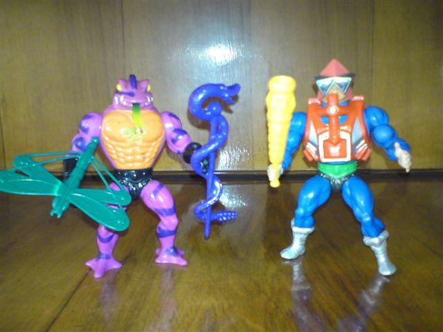 Altre action figures (collezione di spezialagent) 3410
