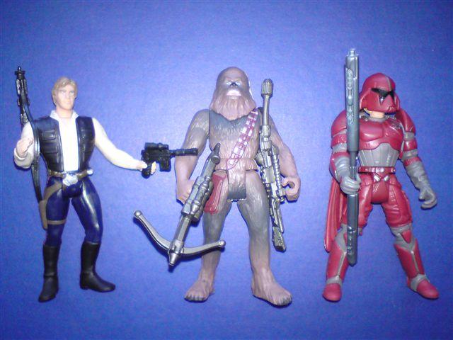 Star Wars/Guerre Stellari (collezione di spezialagent) 410