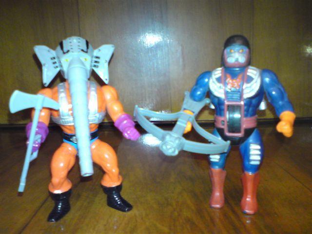 Altre action figures (collezione di spezialagent) 417