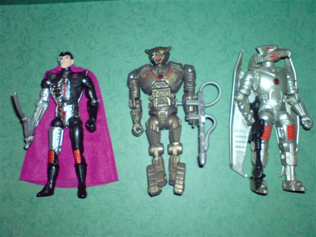 Altre action figures (collezione di spezialagent) 422