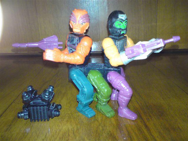 Altre action figures (collezione di spezialagent) 514