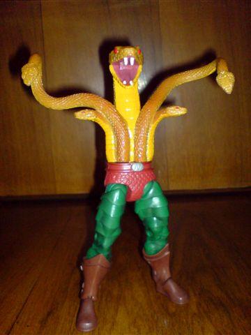 Altre action figures (collezione di spezialagent) 519