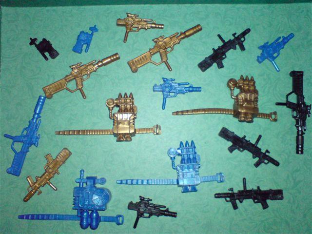 Altre action figures (collezione di spezialagent) 520