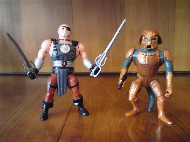 Altre action figures (collezione di spezialagent) 613