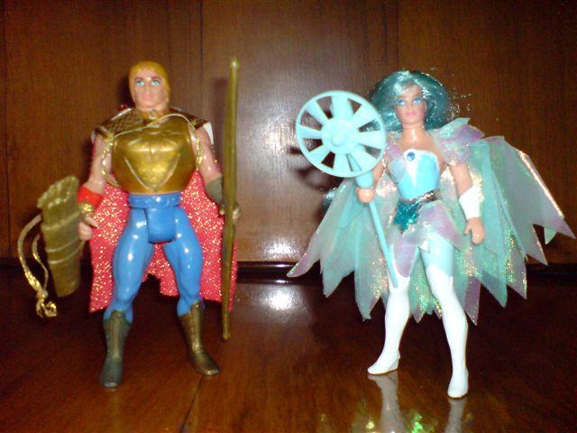 Altre action figures (collezione di spezialagent) 618