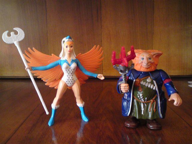 Altre action figures (collezione di spezialagent) 812