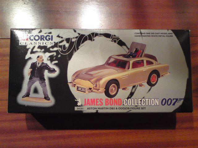 James Bond Agente 007 (collezione di spezialagent) A12