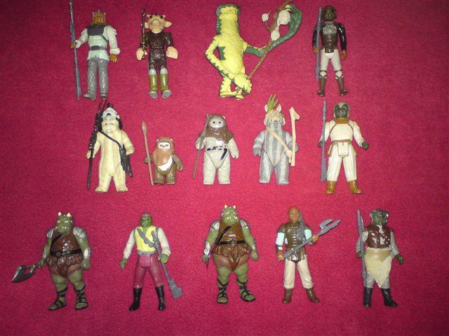 Star Wars/Guerre Stellari (collezione di spezialagent) A13