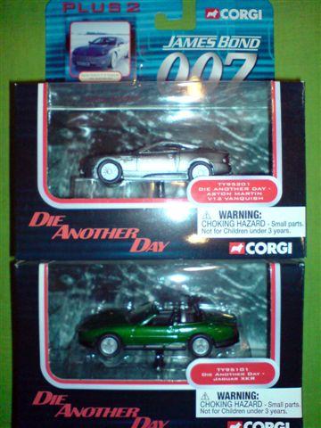 James Bond Agente 007 (collezione di spezialagent) A17