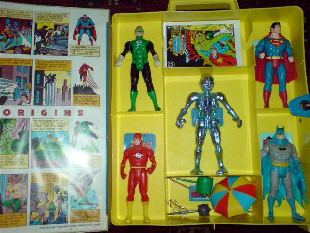 Supereroi DC (collezione di spezialagent) A18
