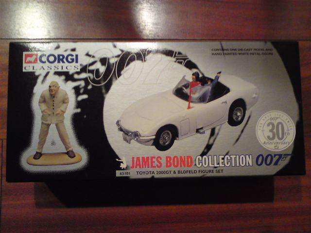 James Bond Agente 007 (collezione di spezialagent) B12
