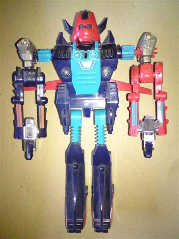 I Micronauti (collezione di spezialagent) B14