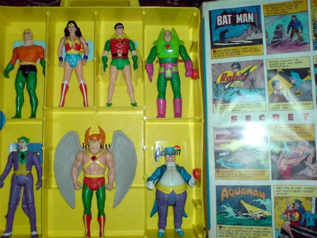 Supereroi DC (collezione di spezialagent) B18