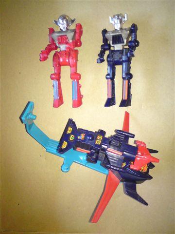 I Micronauti (collezione di spezialagent) C14