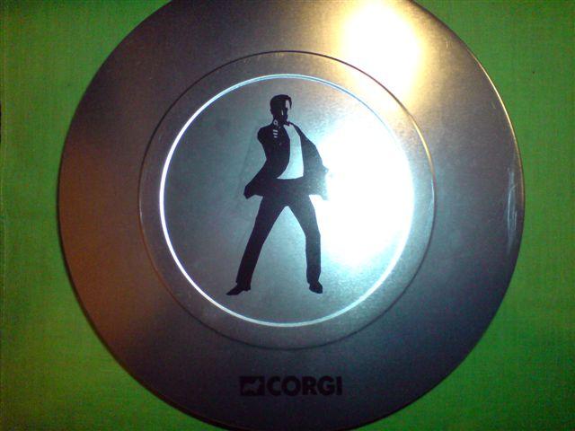 James Bond Agente 007 (collezione di spezialagent) C17