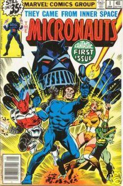 I Micronauti (collezione di spezialagent) Cover10
