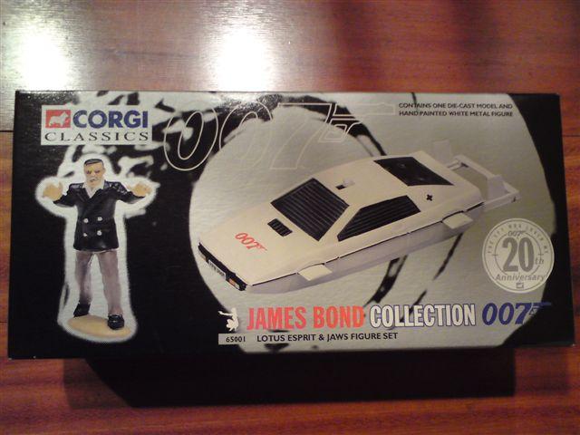 James Bond Agente 007 (collezione di spezialagent) D11