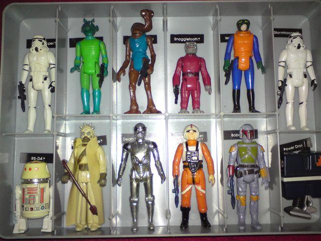 Star Wars/Guerre Stellari (collezione di spezialagent) E10