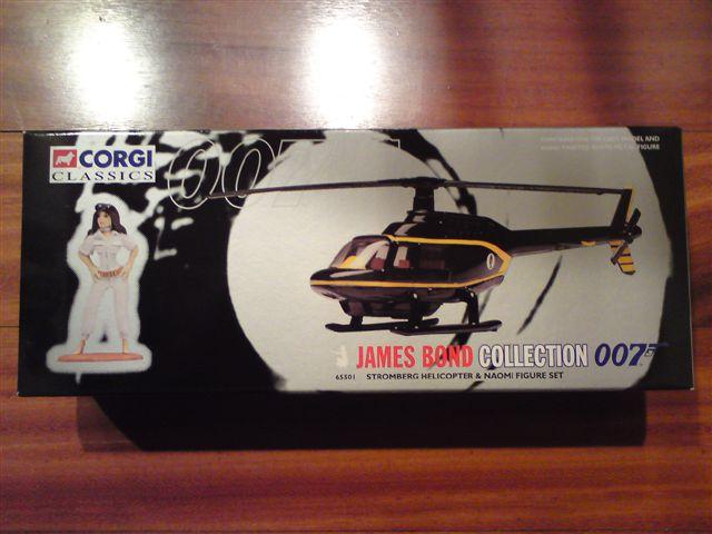 James Bond Agente 007 (collezione di spezialagent) E11