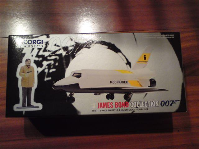 James Bond Agente 007 (collezione di spezialagent) F11