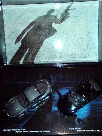 James Bond Agente 007 (collezione di spezialagent) F13