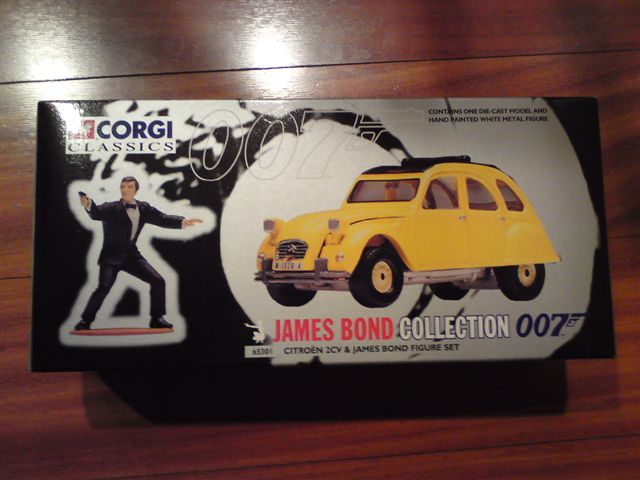 James Bond Agente 007 (collezione di spezialagent) G11