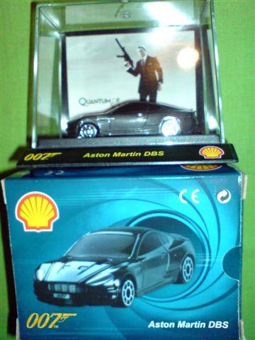 James Bond Agente 007 (collezione di spezialagent) G12