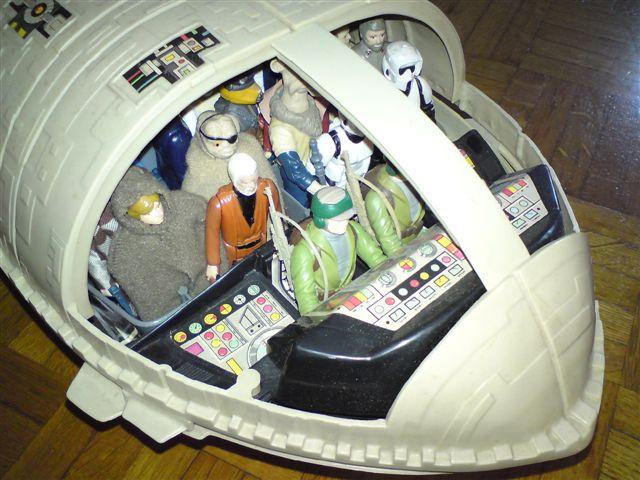Star Wars/Guerre Stellari (collezione di spezialagent) L11
