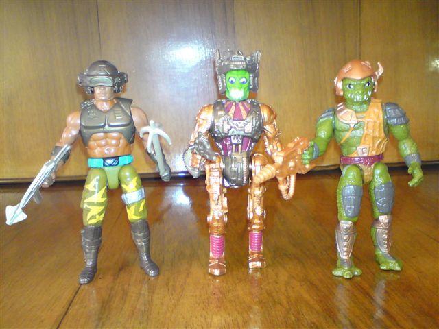 Altre action figures (collezione di spezialagent) Na410