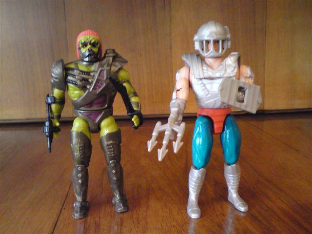 Altre action figures (collezione di spezialagent) Na610