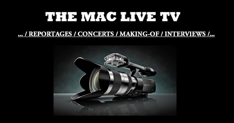 THE MAC LIVE TV