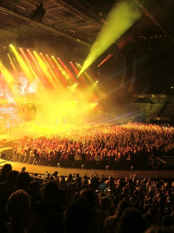 """""""JAMAIS SEUL"""" tournée 2012 Résumé date par date 39244610"""