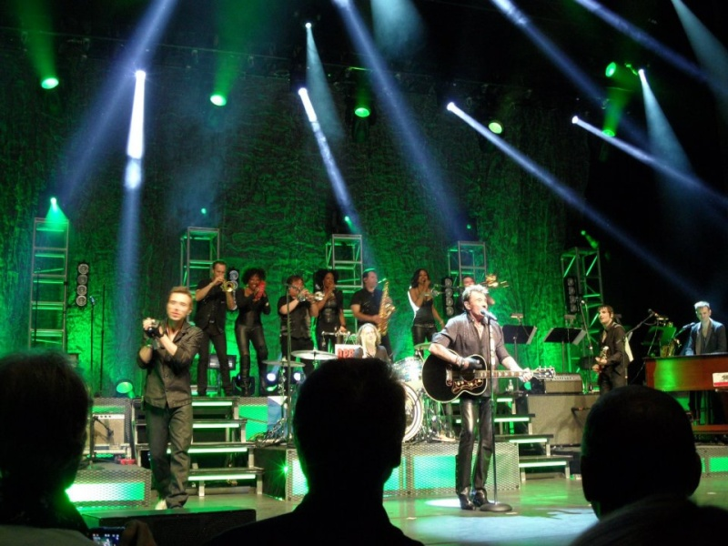 """""""JAMAIS SEUL"""" tournée 2012 Résumé date par date 53271510"""