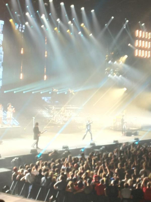 """""""JAMAIS SEUL"""" tournée 2012 Résumé date par date 55115710"""