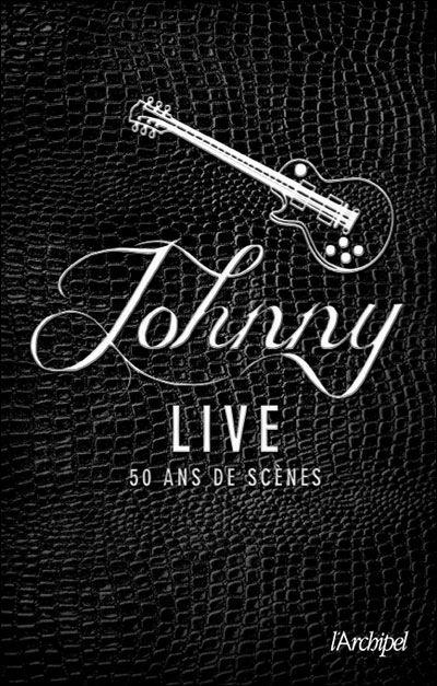 [livre] Johnny Hallyday Live 55285410