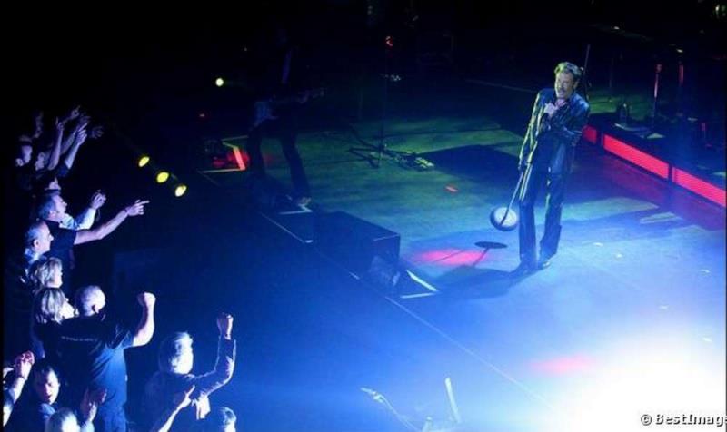 """""""JAMAIS SEUL"""" tournée 2012 Résumé date par date 56074010"""