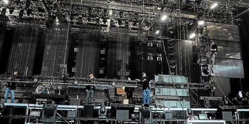 """""""JAMAIS SEUL"""" tournée 2012 Résumé date par date Johnny68"""