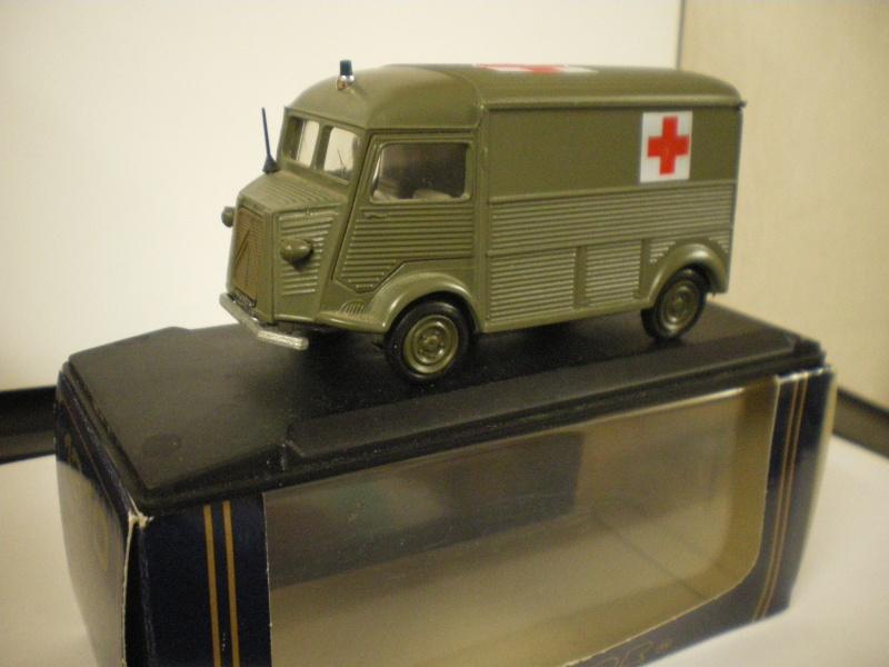 """Citroën miniatures > """"Ambulances, transports de blessés et assistance d'urgence aux victimes"""" Imgp8720"""