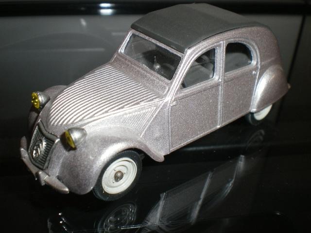 Citroën 2CV - Vitesse 1/43. Imgp9824