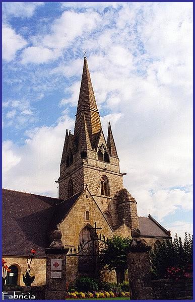 Monuments, gares, châteaux,... dans le monde - Page 6 Eglise13