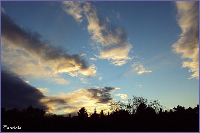 Quel temps fait-il chez vous ? Sunset14