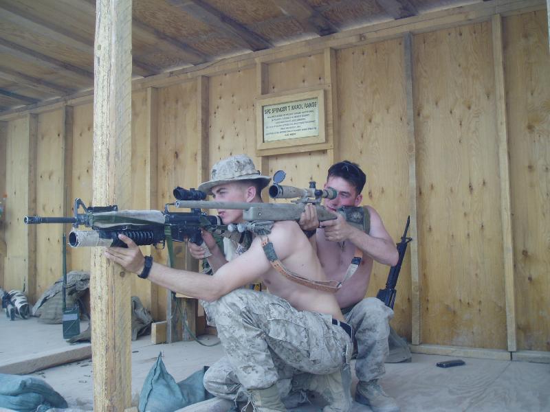 Des leupold 10x40 chez les Marines ?!... 42262310