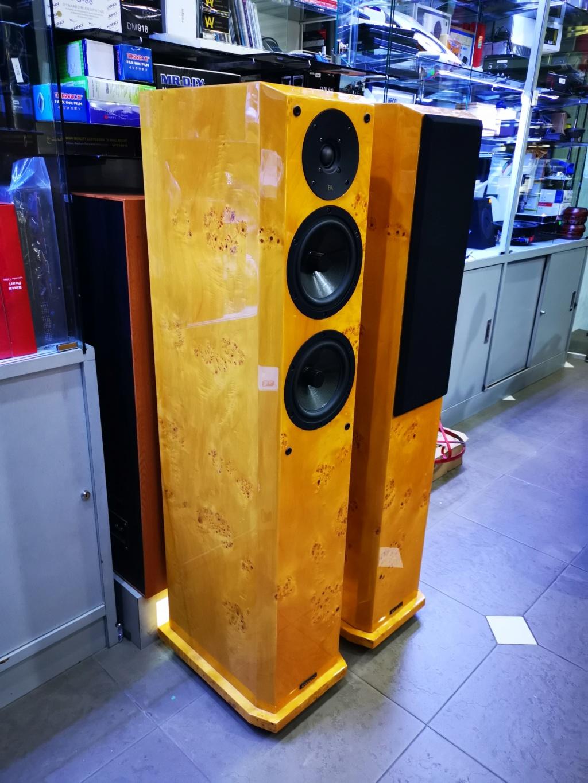 Focus audio fs-888 speaker (used)  Img_2010