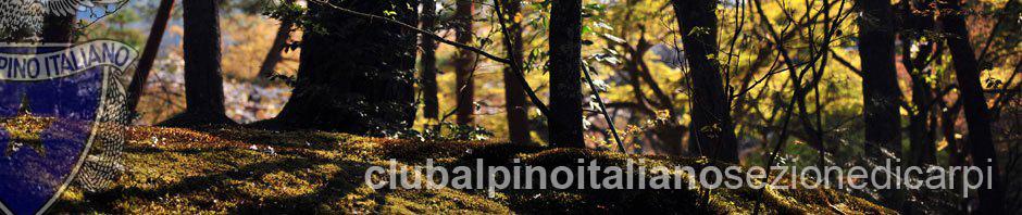 Forum Club Alpino Italiano Sezione di Carpi