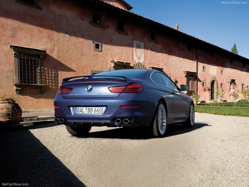 2010 - [BMW] Série 6 - ///M6 [F12/3] - Page 23 Alpina11