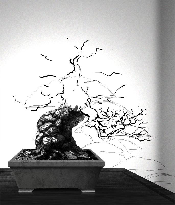 Bonsai Drawings / renderings Etttra10