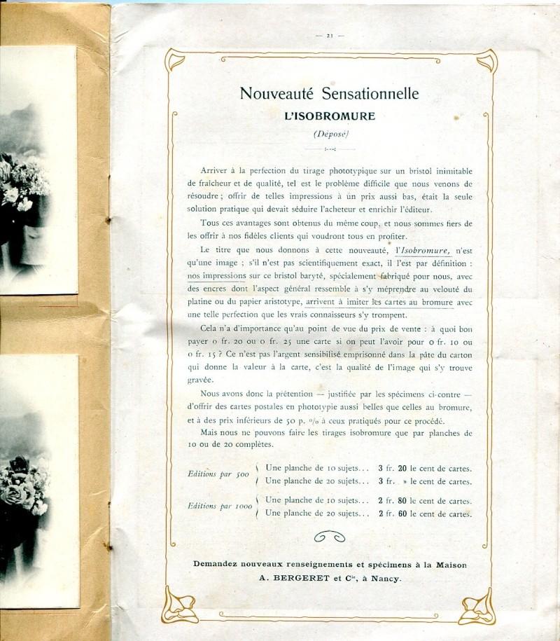 Cartes postales fantaisies (et autres) en tirage argentique Berger10