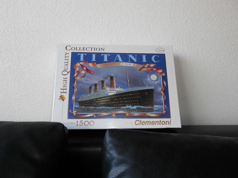 Puzzles Titanic T10