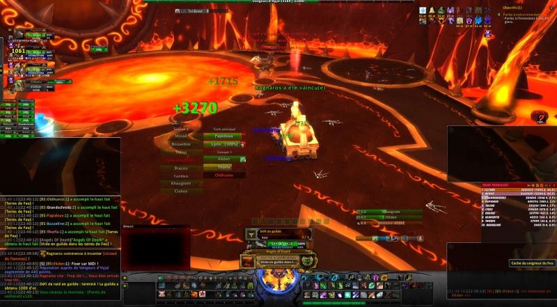 Down Ragnaros Wowscr13