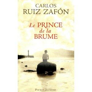 [Zafón, Carlos Ruiz] Le prince de la Brume 41lbe010